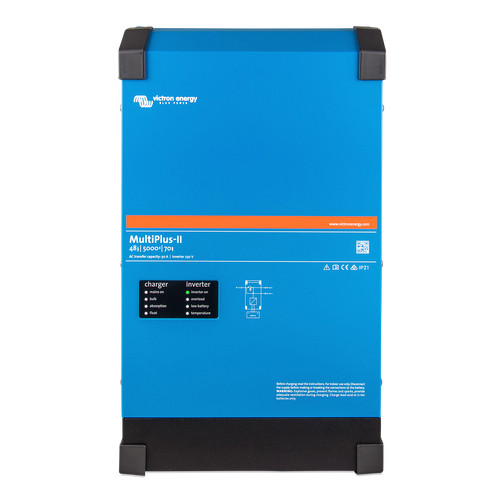 Inverter / Charger Victron Multiplus-II 48/5000/70-50