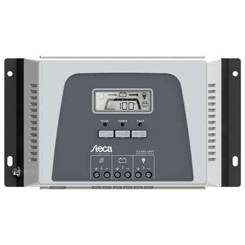 Steca Solar Charge Controller with MPPT