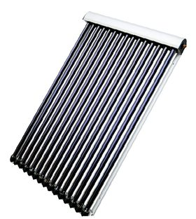 Evacuated Heat Pipe Collector