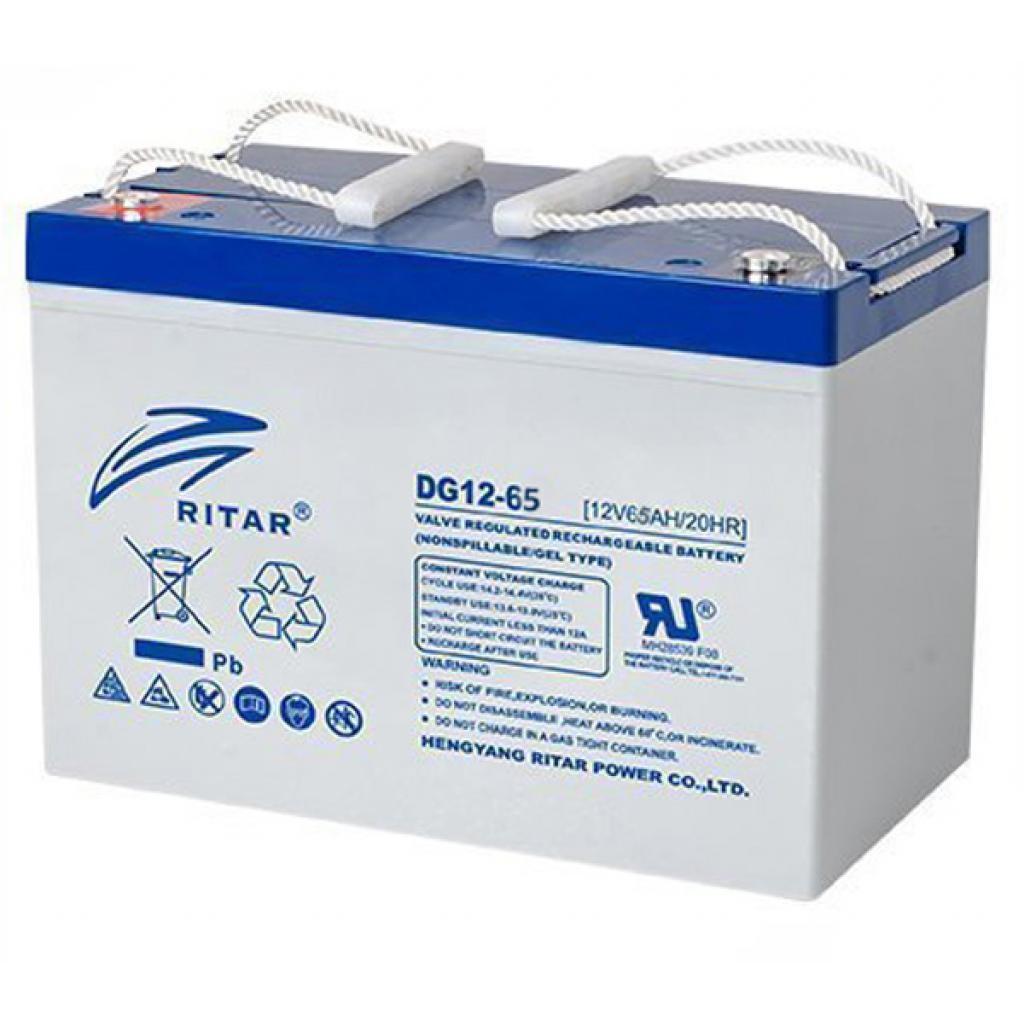 Ritar  DG12-65(12V65Ah) Battery