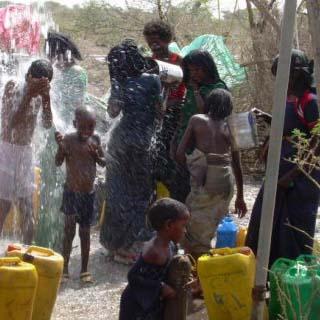 Afar Water Pump Project