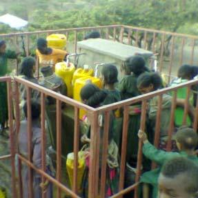 Lalibela Water Pump Project