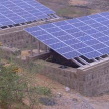 Rema Solar Water Pump for Community Projects